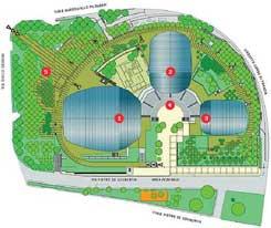 B b bed and breakfast auditorium parco della musica roma for Auditorium parco della musica sala santa cecilia posti migliori